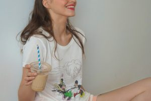ミニーTシャツ