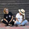 限定デザインが実現!ミニーマウス×Daddy's girl Tシャツ販売決定